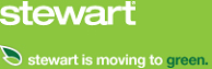 Stewart is moving to Green logo